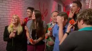 Nina cantando Portada