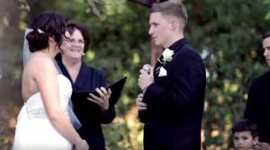 Votos en boda con Mashup Portada