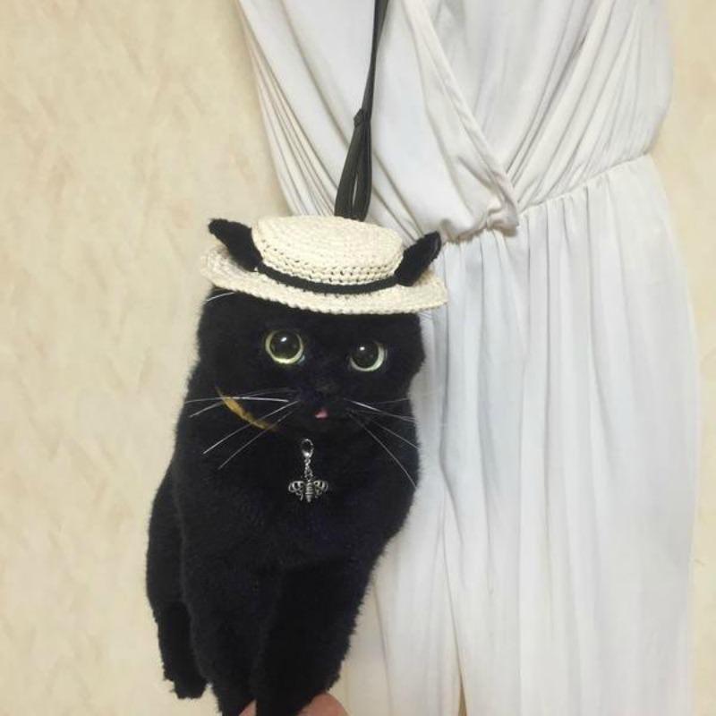 Bolsos de gato foto 4