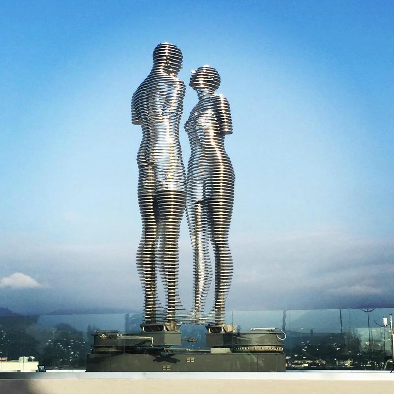 Estatuas foto 2