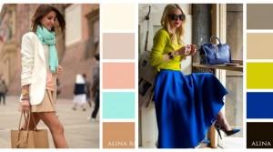 Combinaciones de colores Portada