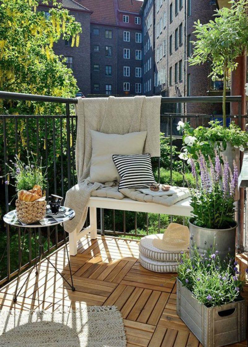 Geniales terrazas foto 3