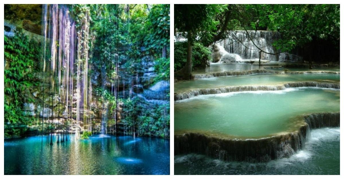 Conoce las 12 piscinas naturales m s espectaculares del - Piscinas naturales mexico ...