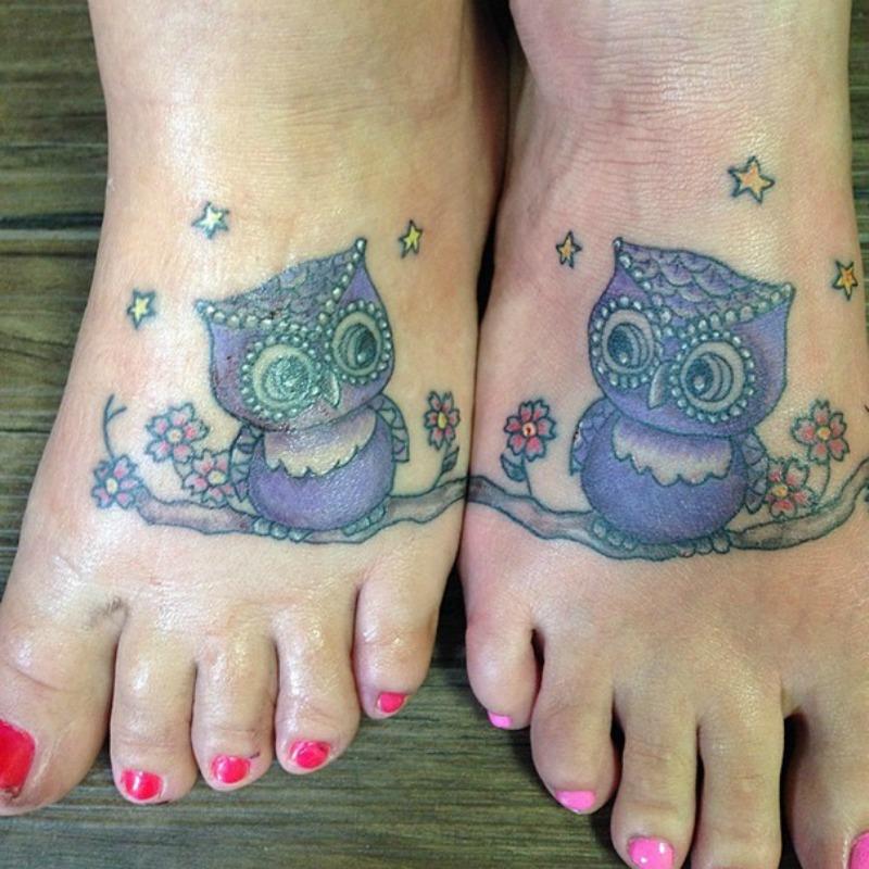Tatuajes entre hermanas foto 15