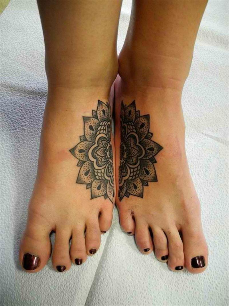 Tatuajes entre hermanas foto 24