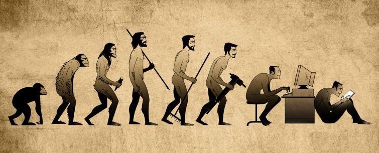 evolucion humanidad 7