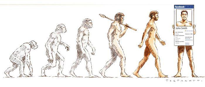 evolucion humanidad 8