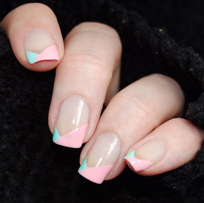 Manicure Uas Amazing Sharp As Nails A Nail Art Blog French Manicure