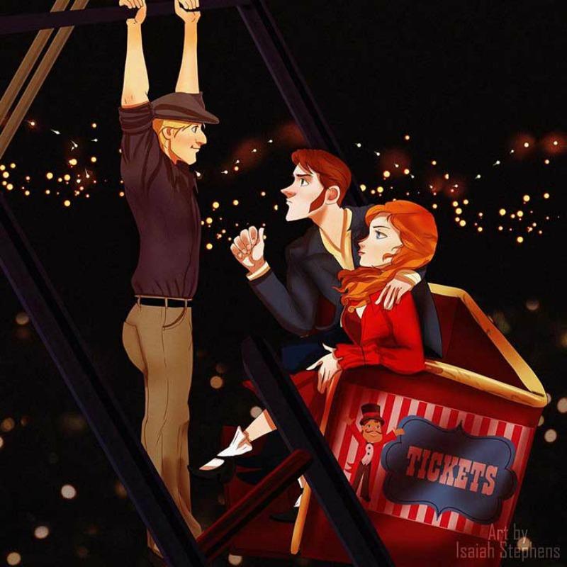 Disney y Diario de una Pasion 15
