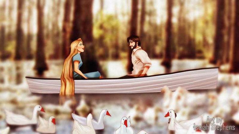 Disney y Diario de una Pasion 5