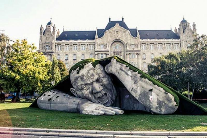 Ingeniosas esculturas foto 19