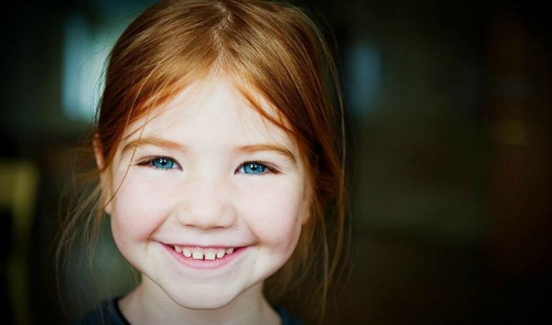 15 Fotografías Que Demuestran Que La Sonrisa De Un Niño Es El Mejor Regalo  Del Mundo | Tronya