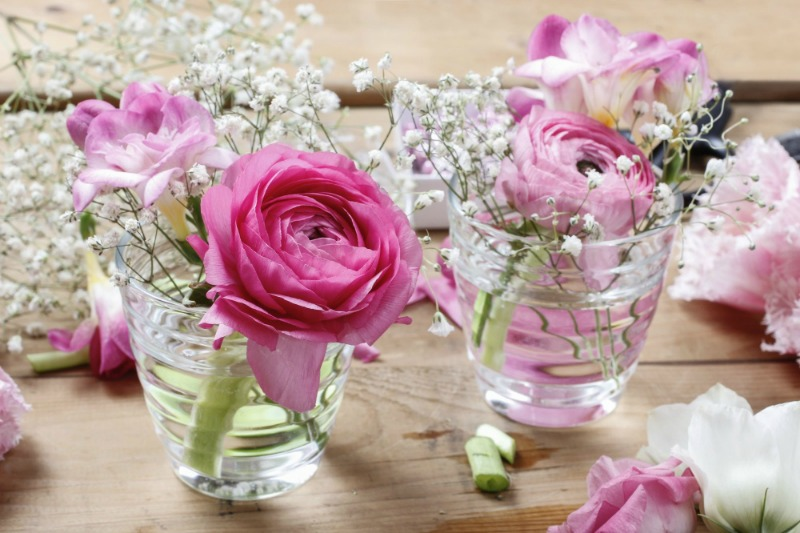 Ideas para decorar con flores 22