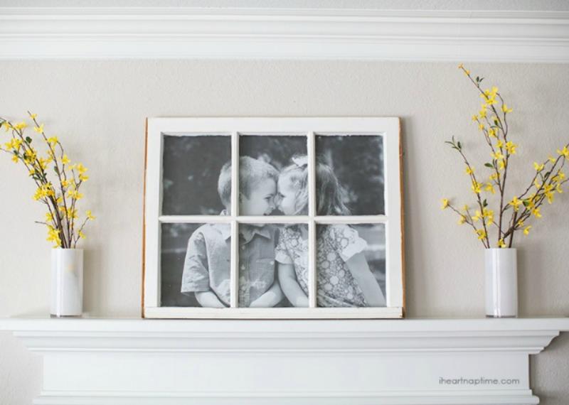 Ingeniosos marcos para fotos 4