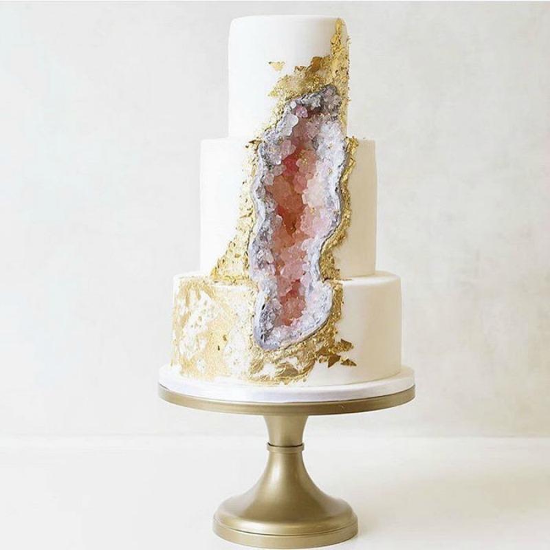 Tortas estilo geoda 3