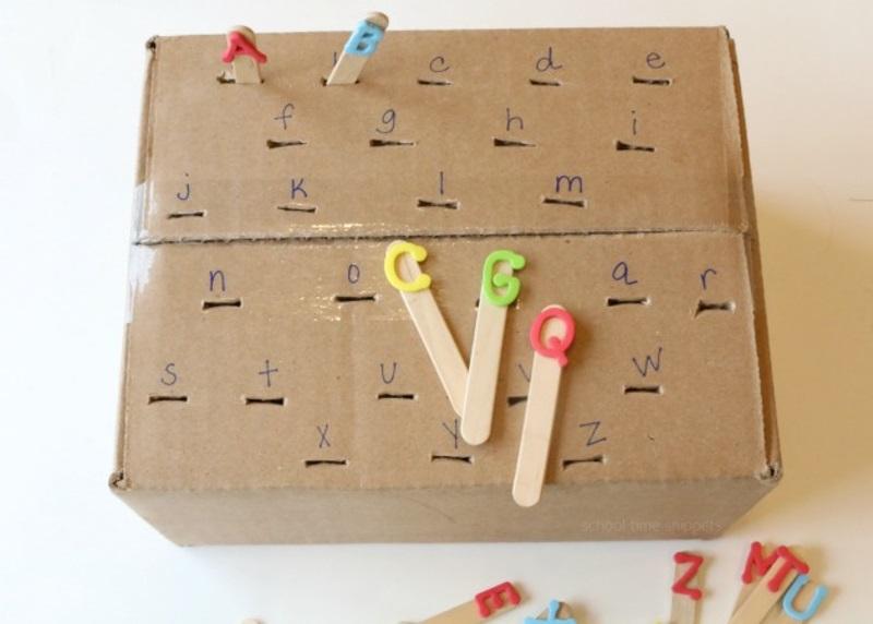 un juego para desarrollar la motricidad fina y aprender el alfabeto este juego ayudar a tu pequeo a ir con el abecedario y es muy