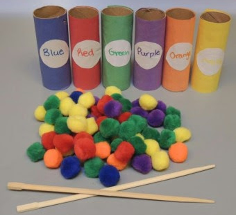 juegos para nios de colores