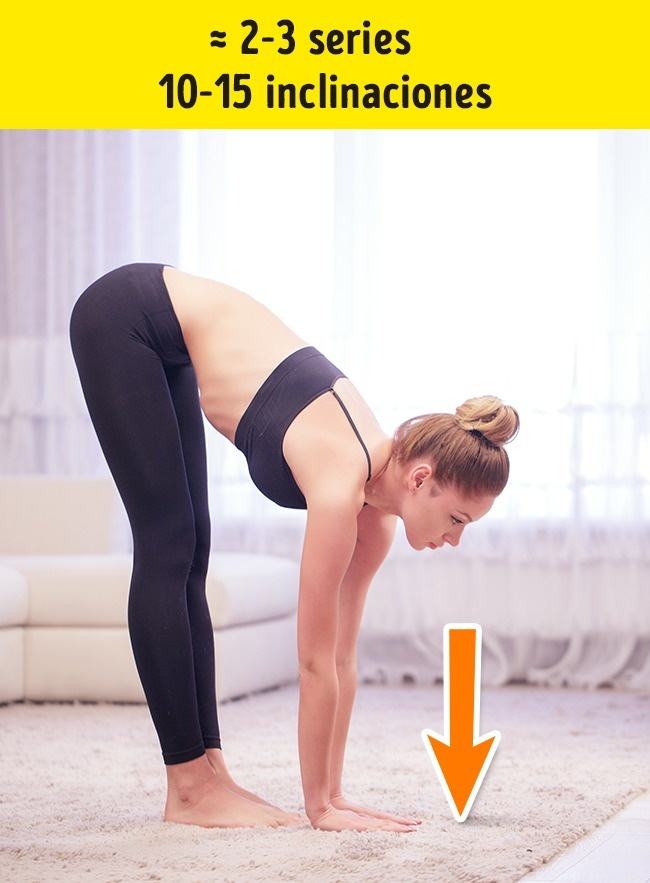 7 eficientes ejercicios para deshacerte de las llantitas - Ejercicios para perder barriga en casa ...