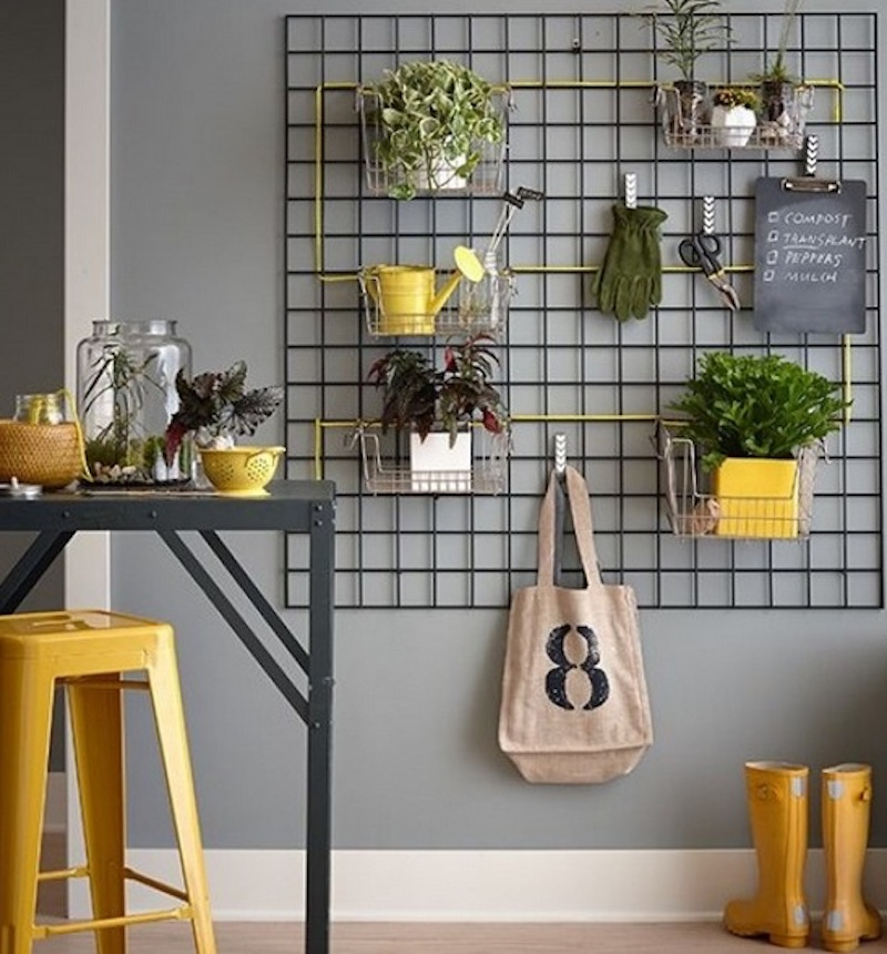 10 geniales ideas para decorar tu hogar con las plantas for Decoracion de interiores ideas originales