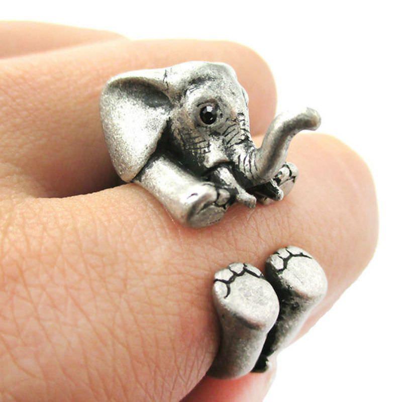 Elefantes foto 3
