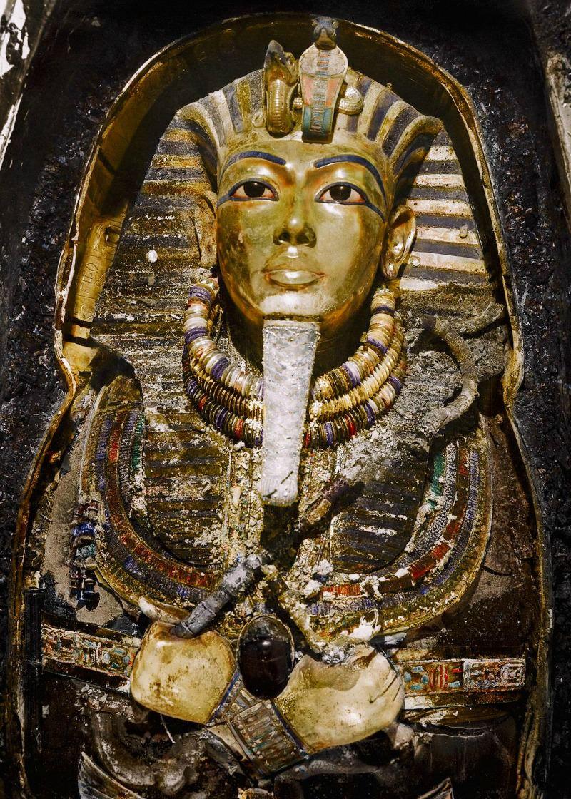 Tutankamon foto 1