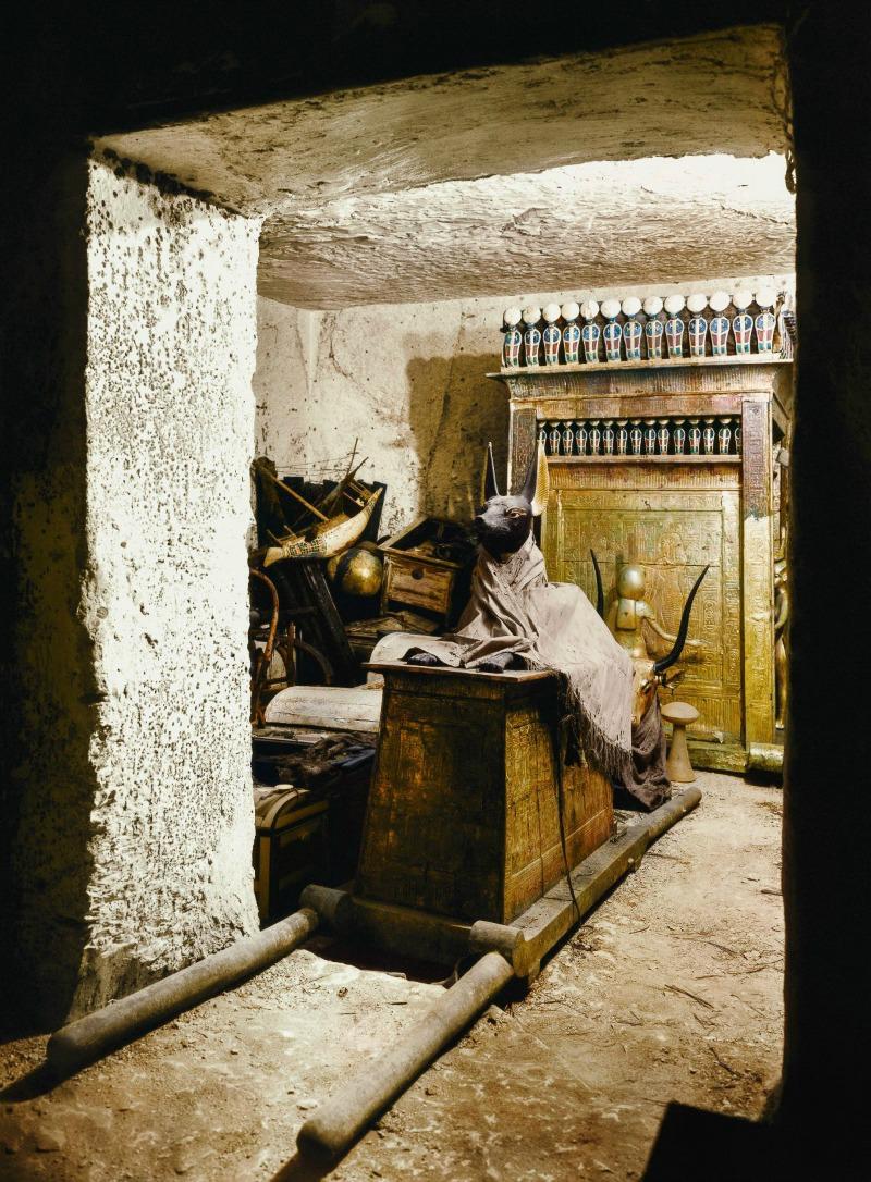 Tutankamon foto 14