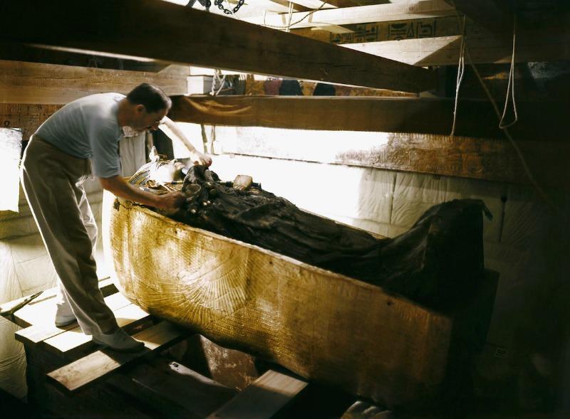 Tutankamon foto 19