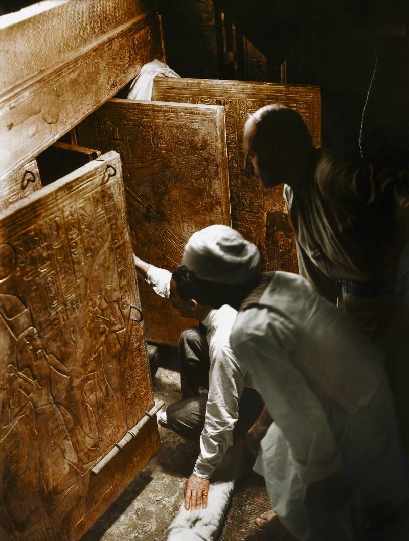 Tutankamon foto 2