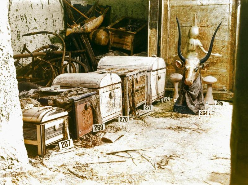 Tutankamon foto 8