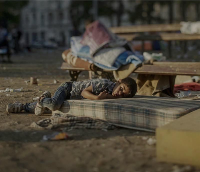 refugiados foto 2