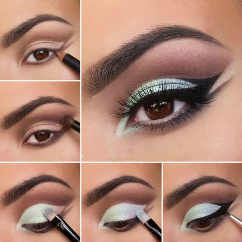 Maquillaje de ojos foto 1