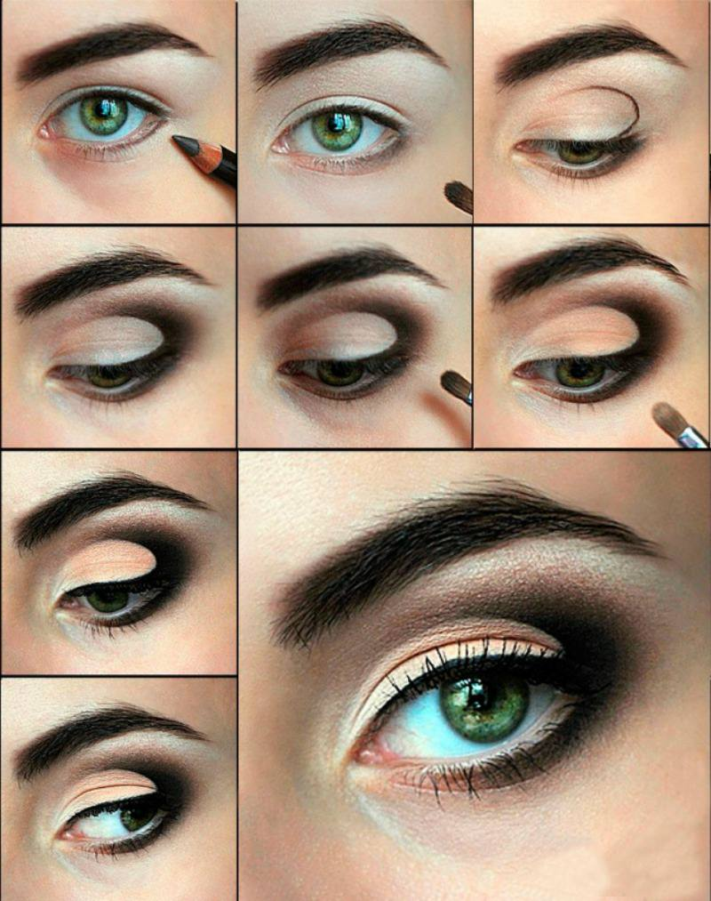 Maquillaje de ojos foto 10