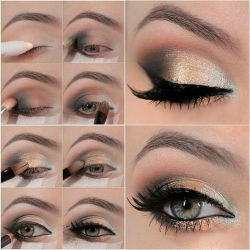 Maquillaje de ojos foto 12