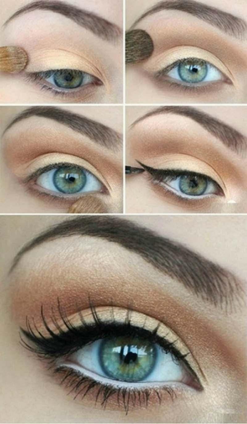Maquillaje de ojos foto 14