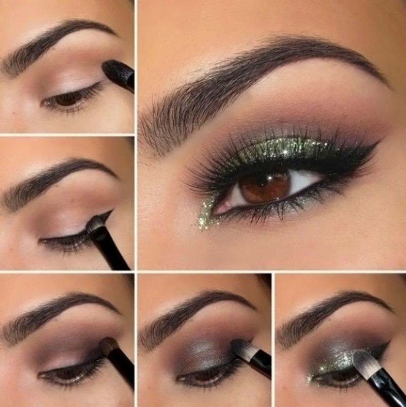 Maquillaje de ojos foto 2