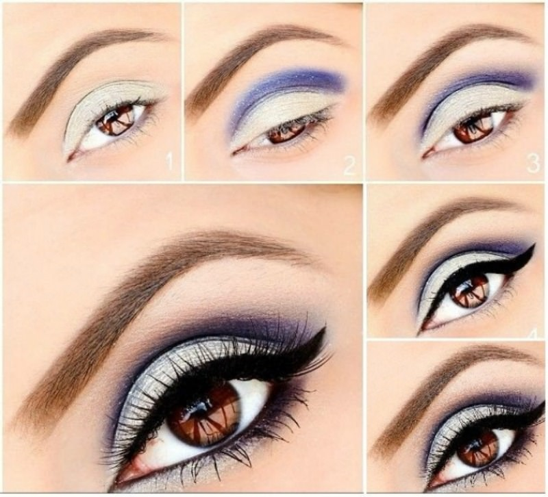 Maquillaje de ojos foto 3