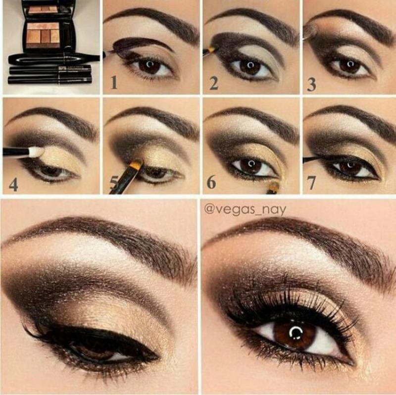 Maquillaje de ojos foto 5