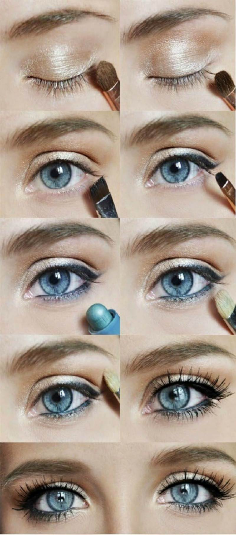 Maquillaje de ojos foto 6