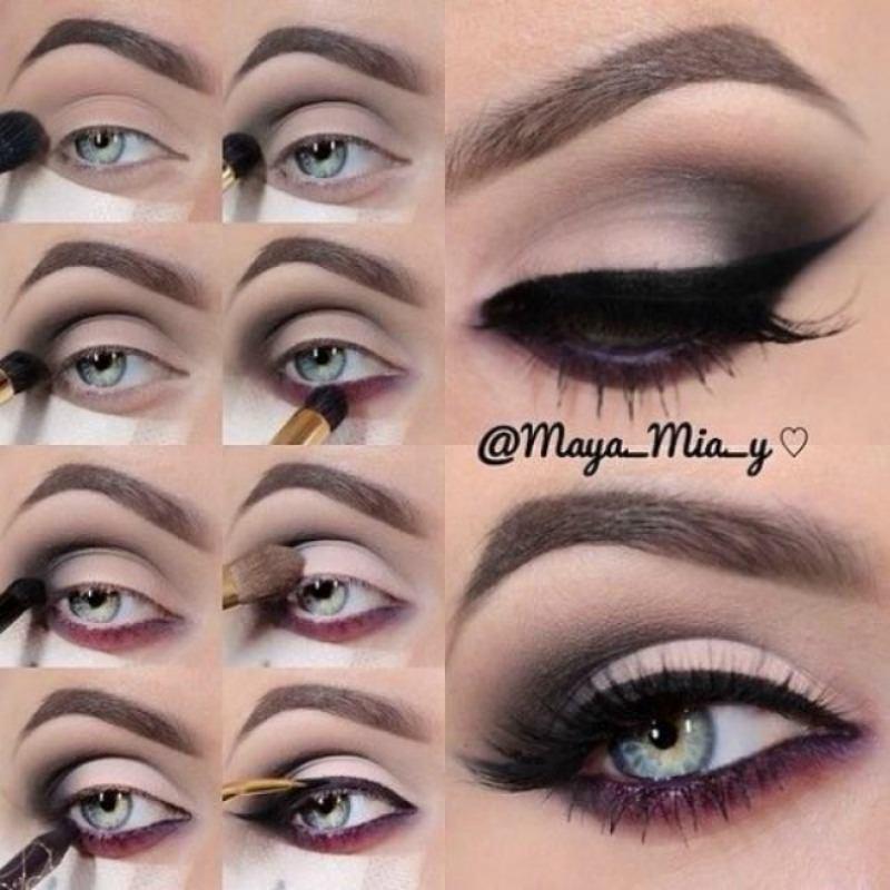 Maquillaje de ojos foto 7