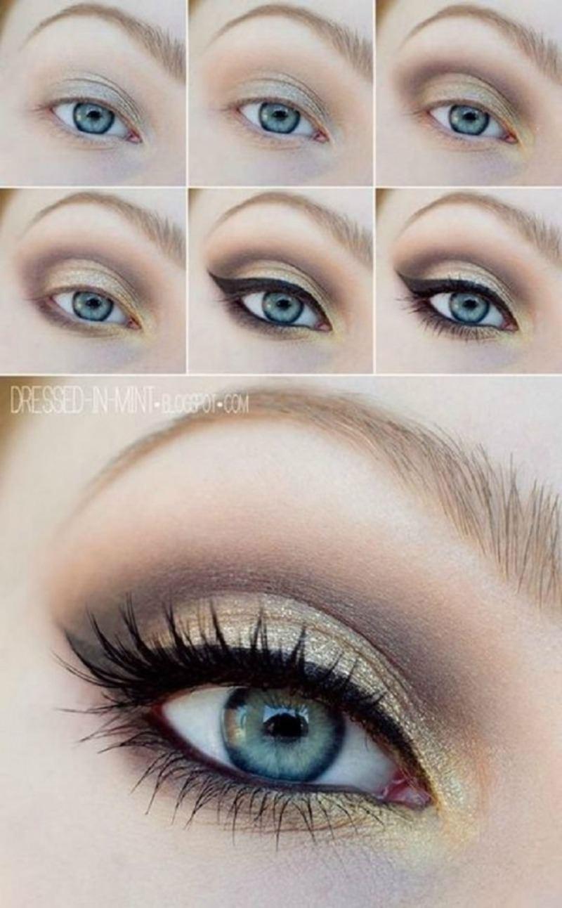 Maquillaje de ojos foto 9