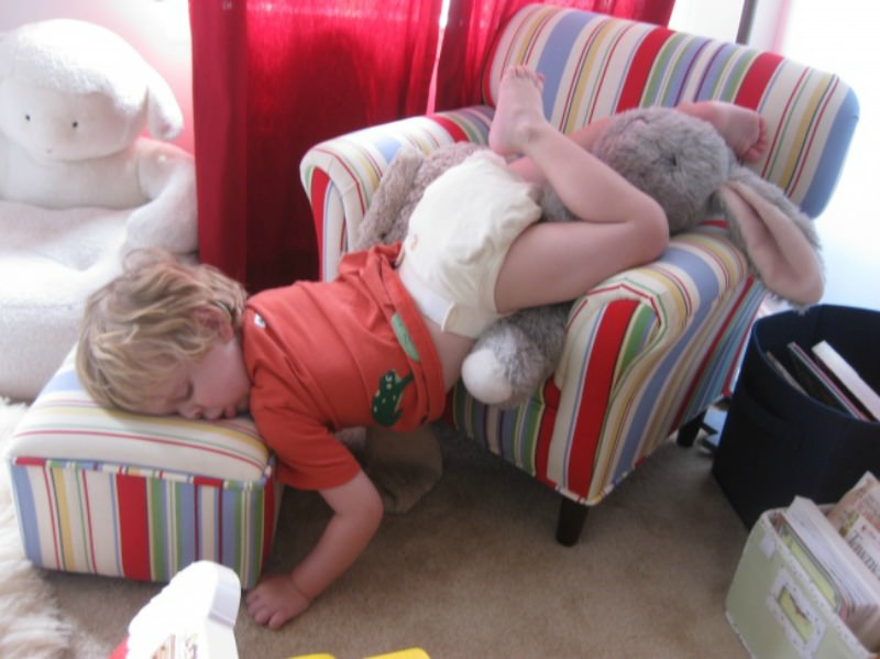 Ninos dormilones foto 1