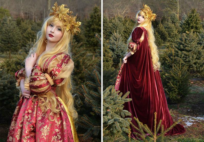 Vestidos magicos foto 4
