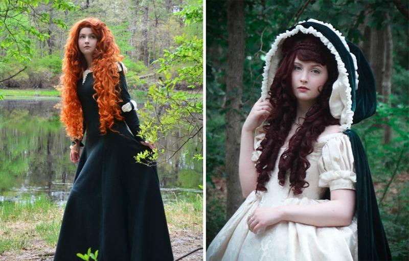 Vestidos magicos foto 7