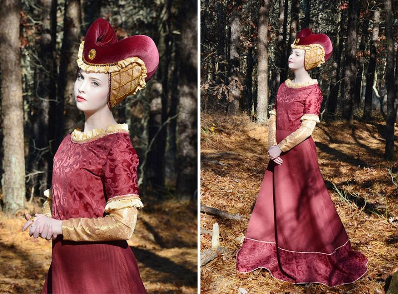 Vestidos magicos foto 9