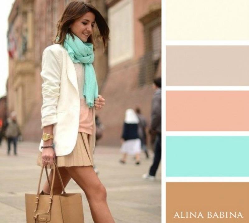 Combinaciones de colores foto 13