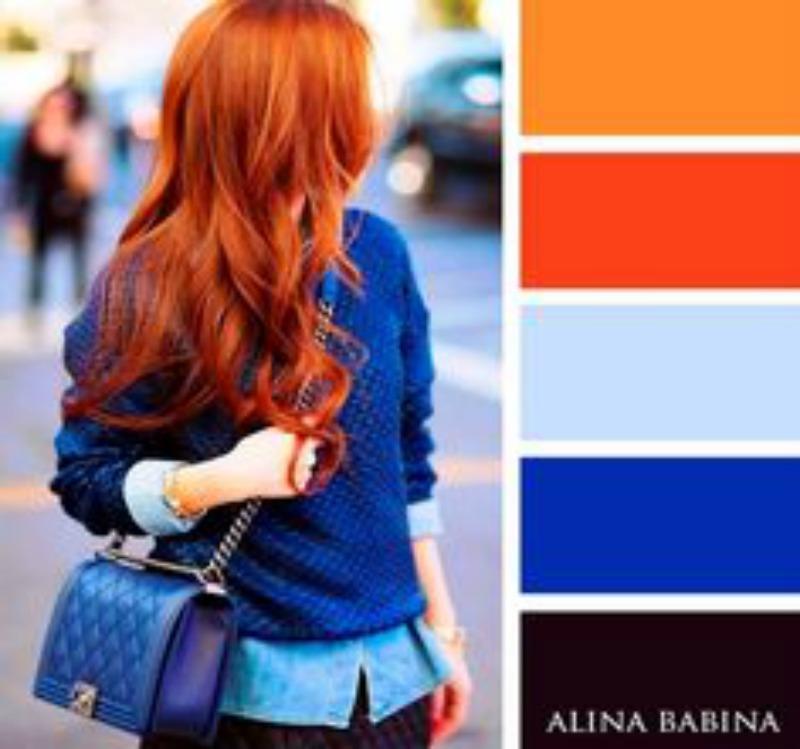 Combinaciones de colores foto 19