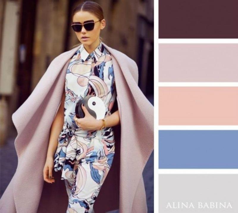 Combinaciones de colores foto 9