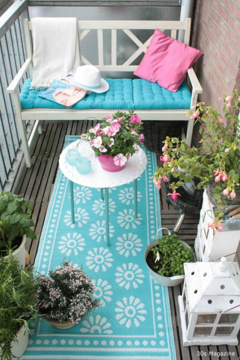 Geniales terrazas foto 1