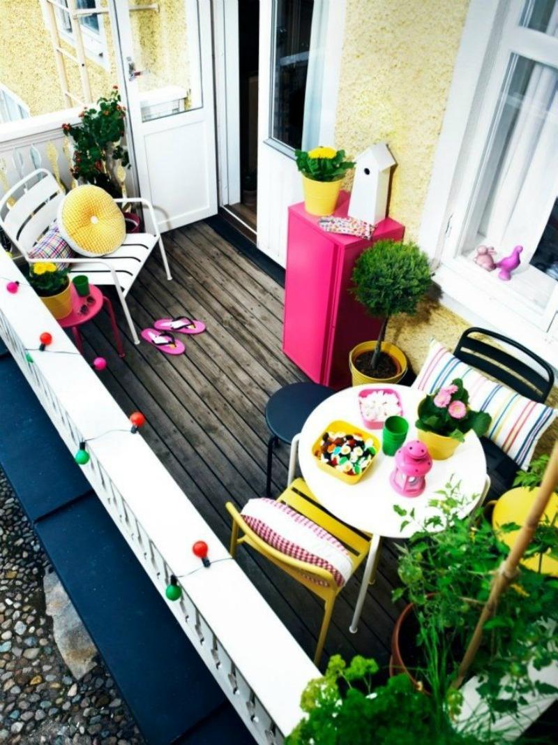 Geniales terrazas foto 10