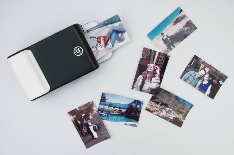 Carcaza que imprime fotos 2